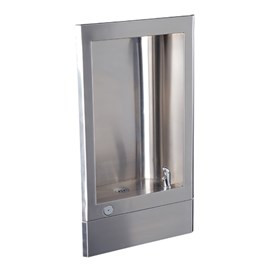 Stainless Steel Recessed Drinking Fountain
