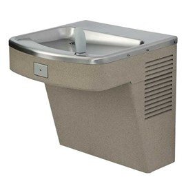 Barrier-Free Wall Mount Drinking Fountain - No Refrigeration