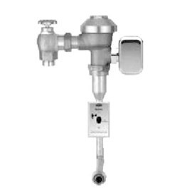 Wall Supply Urinal Flush Valve, Sensor Operated