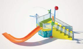 Multi Level Slide System I