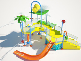 Multi  Level Slide System III