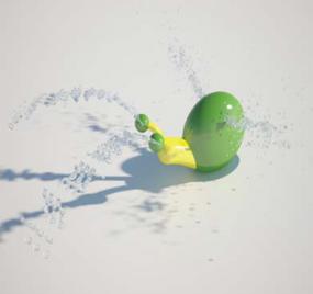 Aqua Snail