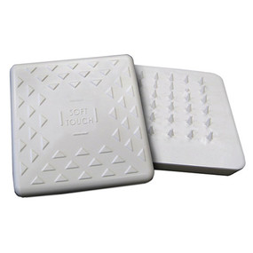 Soft Touch Base (White)