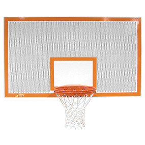 42 Rectangular Perforated Aluminum Backboard