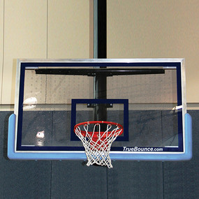 Patented Perforated Polycarbonate Backboard 72x42