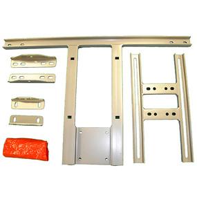 Hoop Rejuvenator H-Frame Kit – w/ Steel Backboard