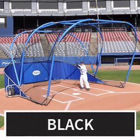Big League Professional Batting Cage (Black)