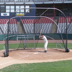 Little Slam Portable Batting Cage