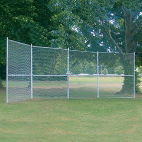 Permanent Baseball/Softball Backstop (4 Panel)
