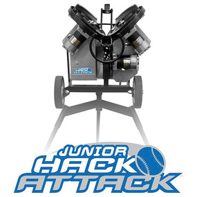 Hack Attack Junior Pitching Machine (Softball)