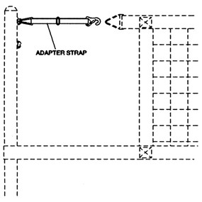 Flex Net – w/ Adapter Strap