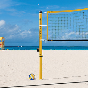 Mercury Carbon Beach Volleyball System