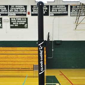 "3"" Carbon Ultralite Volleyball Uprights"
