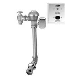Wall Supply Toilet Flush Valve, Sensor Operated