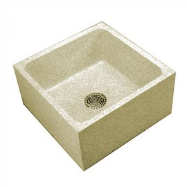 Terrazzo Standard Mop Sink