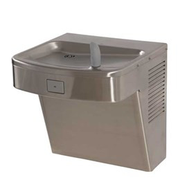 Barrier-Free Stainless Steel Water Cooler