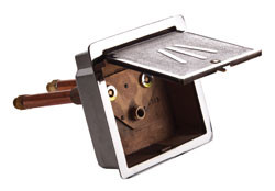 Twin-Temp Hydrant and Lead Box