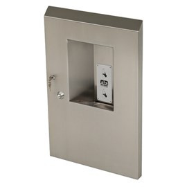 Pushbutton Self-Contained Semi-Recessed