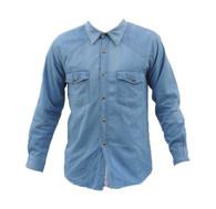Vintage Denim Shirt -Intermezzo Brand