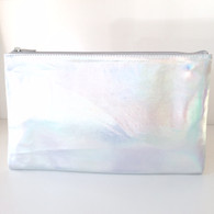 Golden Ponies Accessories - Carry All Pouch Holographic Vegan Material