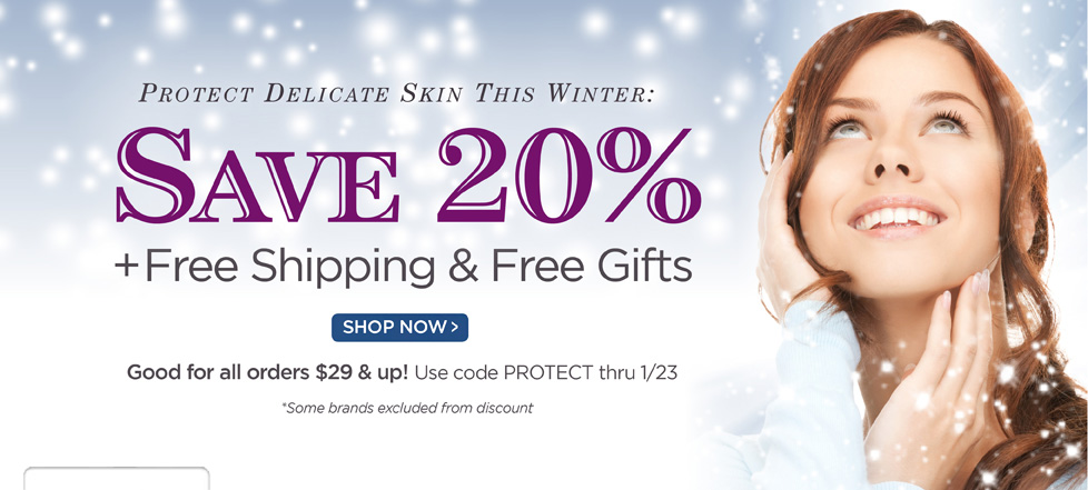 Protect your skin and save!