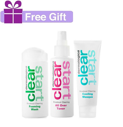 Dermalogica Clear Start Free Gift with Purchase