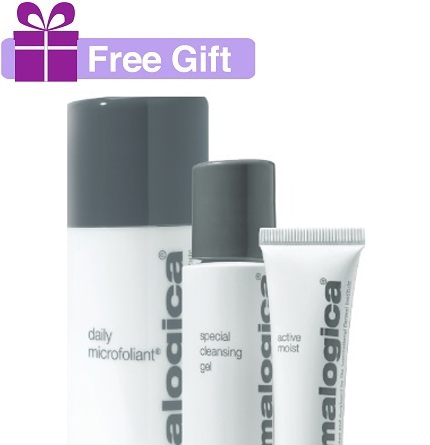 Dermalogica Free Gift with Purchase