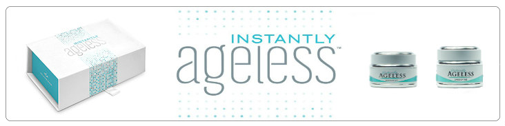 Instantly ageless skincare