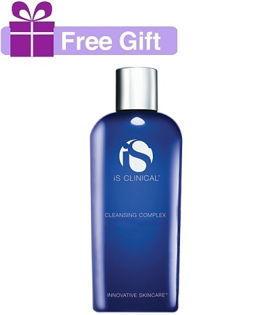 iS Clinical 2 oz Cleansing Complex Free Gift with Purchase