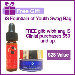 iS Clinical Swag Bag