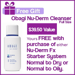Obagi Free Gift with Purchase