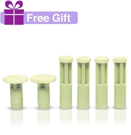 Receive a free 6-piece bonus gift with your any PMD Personal Microderm Device purchase