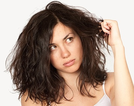 Frizzy Hair Causes & Treatments
