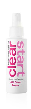 Dermalogica Clear Start Breakout Clearing All Over Toner 4 oz - beautystoredepot.com