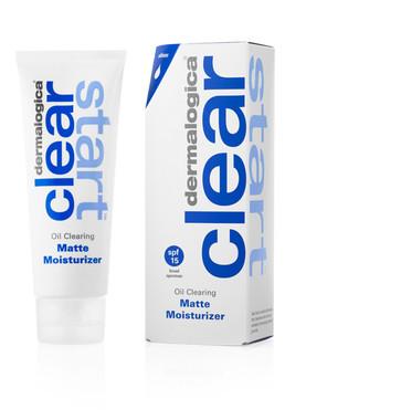Dermalogica Clear Start Oil Clearing Matte Moisturizer SPF 15 2 oz - beautystoredepot.com