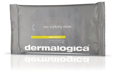 Dermalogica mediBac Skin Purifying Wipes 20 count - beautystoredepot.com