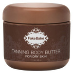 Fake Bake Tanning Butter for Dry Skin 4 oz