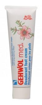 Gehwol med Deodorant Foot Cream 2.6 oz - beautystoredepot.com