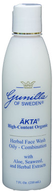 AKTA Herbal Face Wash Combination to Oily 7 oz - beautystoredepot.com