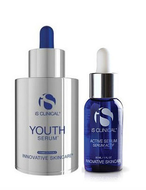 iS Clinical Youth Serum and Active Serum Promotion Gift Set - beautystoredepot.com