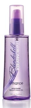 Keratin Complex Blondeshell Enhance Brightening Oil 3.4 oz - beautystoredepot.com