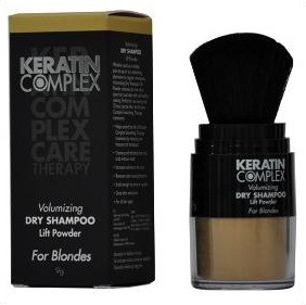 Keratin Complex Volumizing Dry Shampoo Lift Powder for Blondes - beautystoredepot.com