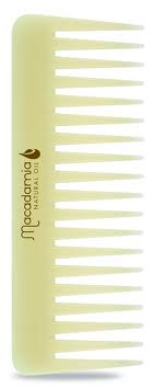 Macadamia Natural Oil Infused Comb - beautystoredepot.com