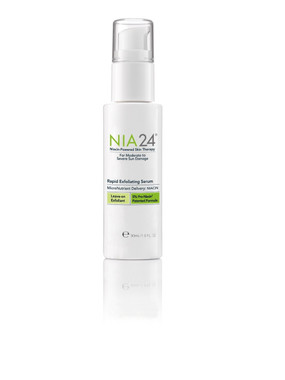 NIA24 Rapid Exfoliating Serum 1 oz - beautystoredepot.com