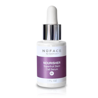 NuFACE Nourisher Superfruit Stem Cell Serum 1 oz - beautystoredepot.com