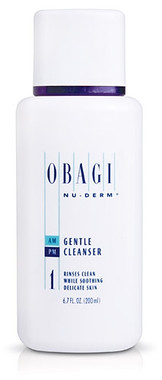 Obagi Nu-Derm Gentle Cleanser 1 - beautystoredepot.com