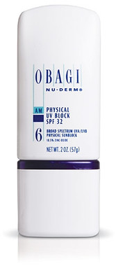 Obagi Nu-Derm Physical UV Block Spf 32 - beautystoredepot.com