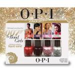 OPI The Bond Girls Mini Nail Set