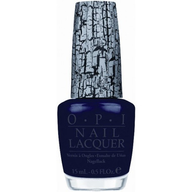 OPI Nail Polish Navy Blue Shatter .5 oz - beautystoredepot.com
