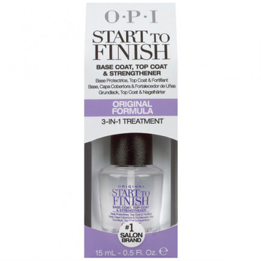 OPI Start to Finish - Original Formula - beautystoredepot.com